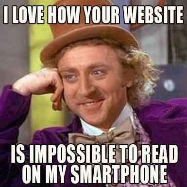 web design meme